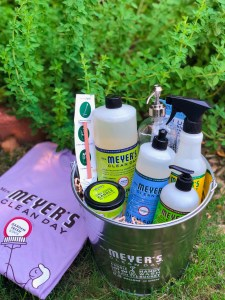 Mrs. Meyers Clean Day Giveaway, Review