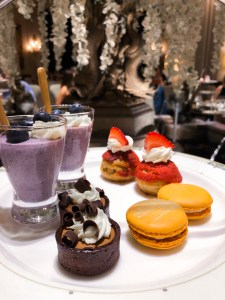 Afternoon tea at The Drake Hotel Chicago review