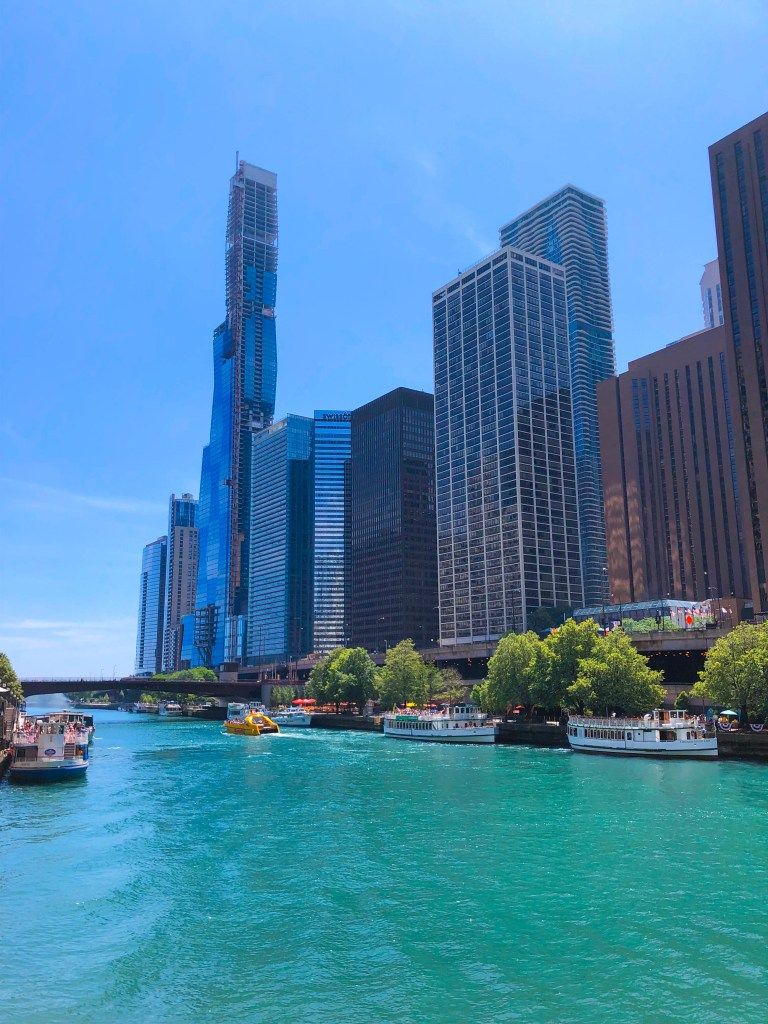 Chicago Summer Vacation Ideas