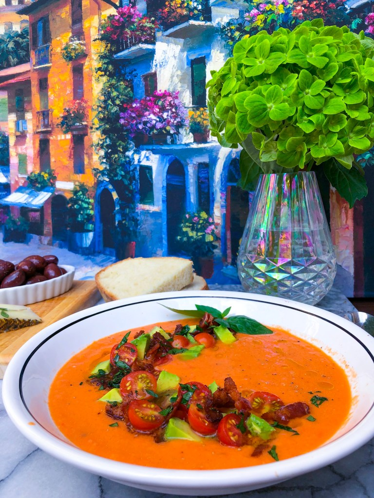 Best Recipe for Gazpacho
