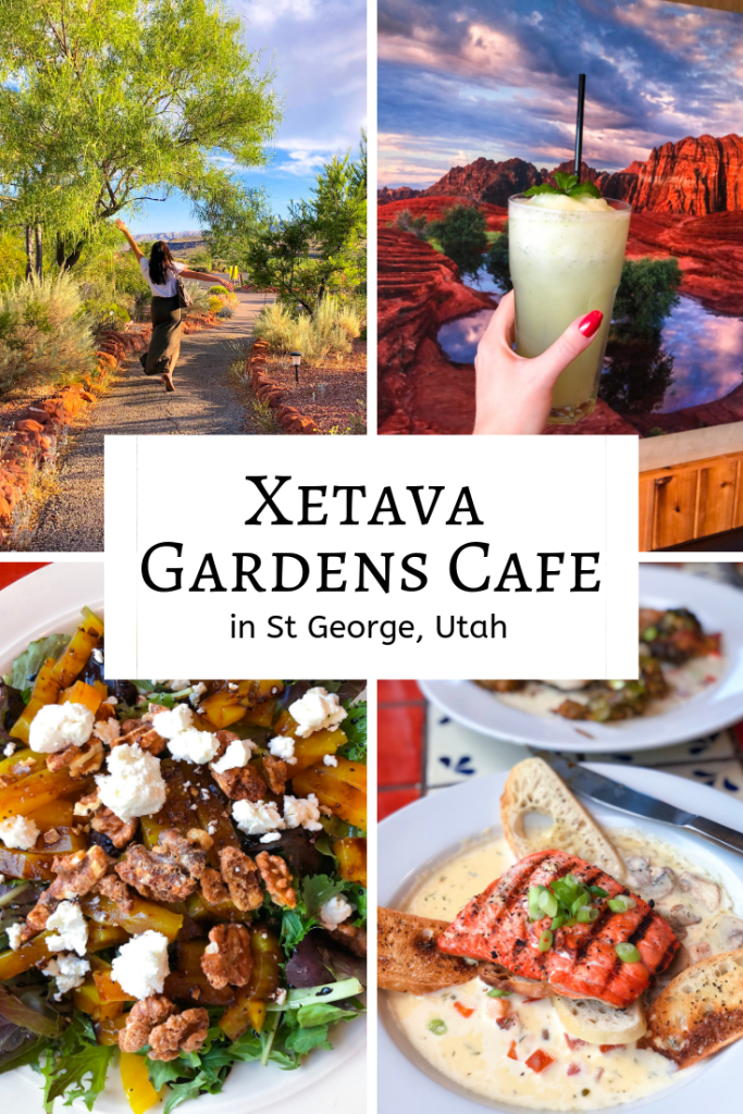 Xetava Gardens Cafe, Best Restaurants Greater Zion Utah