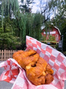Dollywood Harvest Festival Halloween Food Review