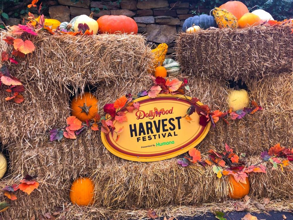 Dollywood Harvest Festival Great Pumpkin LumiNights