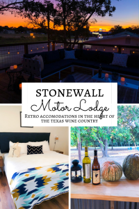 Stonewall Motor Lodge Review, Places to Stay in Fredericksburg