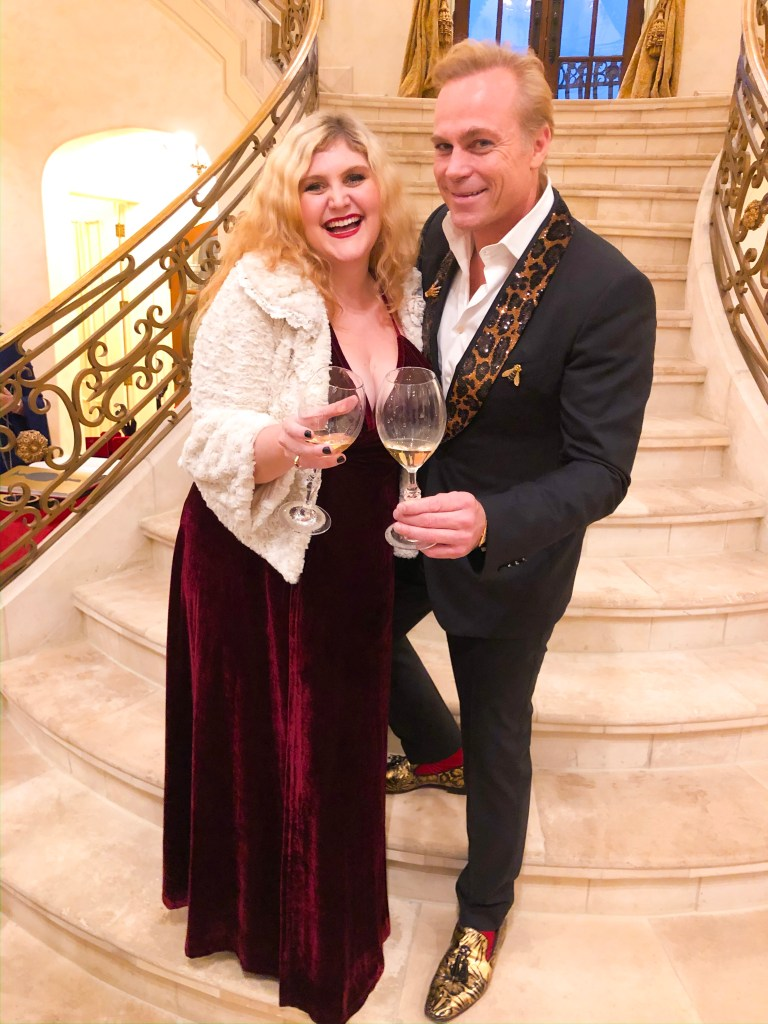 JCB Boisset Alchemy of the Senses Book Dinner Wine Event