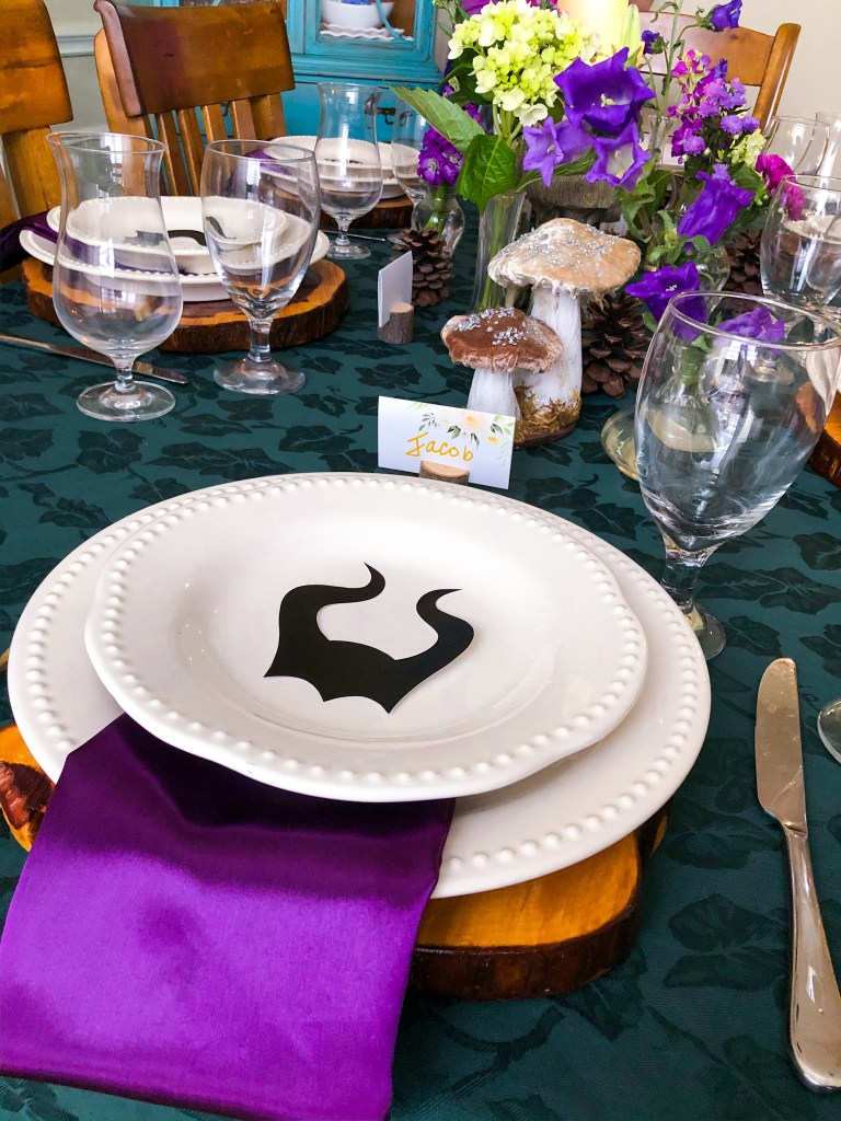 Disney Maleficent Mistress of Evil Party Recipes