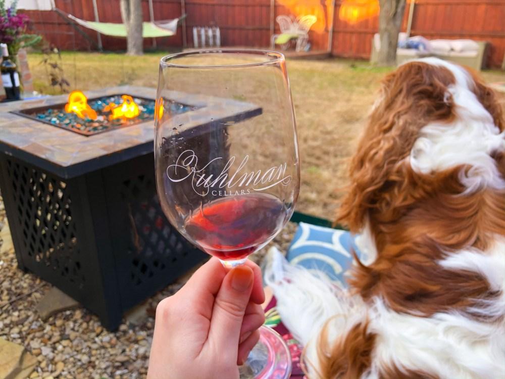 Kuhlman Cellars Best Vineyards Texas