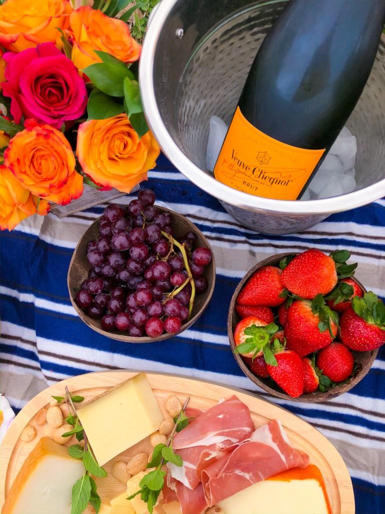 Champagne Picnic Inspiration