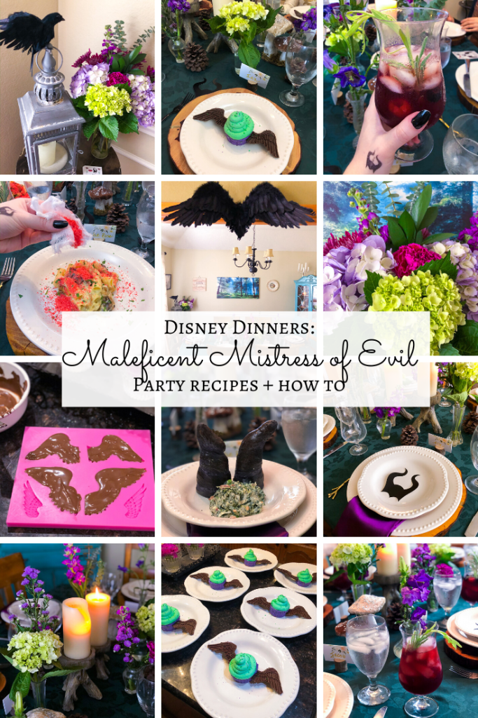 Maleficent Party Ideas Recipes