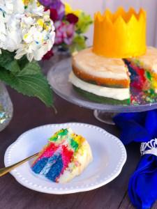 Crowning Glory Cake, SIX the Musical