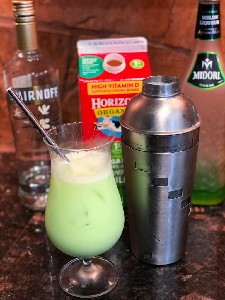 Star Wars Green Milk Recipe