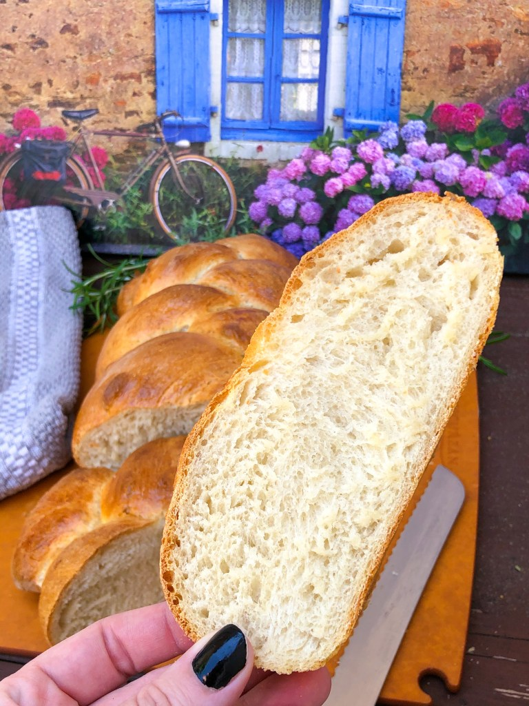 Best Braided Loaf Bread Recipe