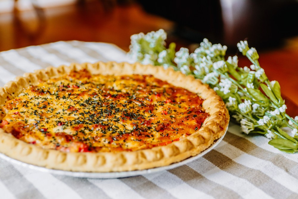 The Best Southern Tomato Pie