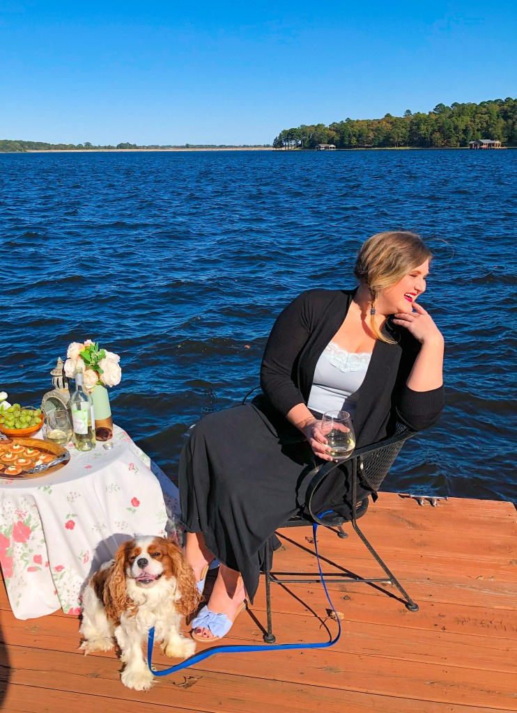 Rodney Strong Wine Review, Wine by the Lake