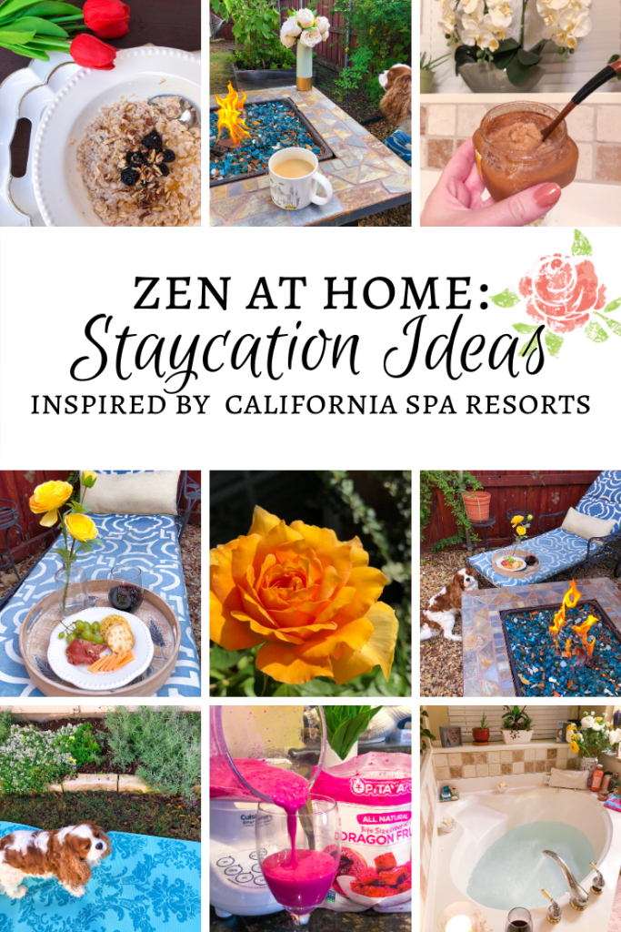 Staycation, Spa at Home Ideas