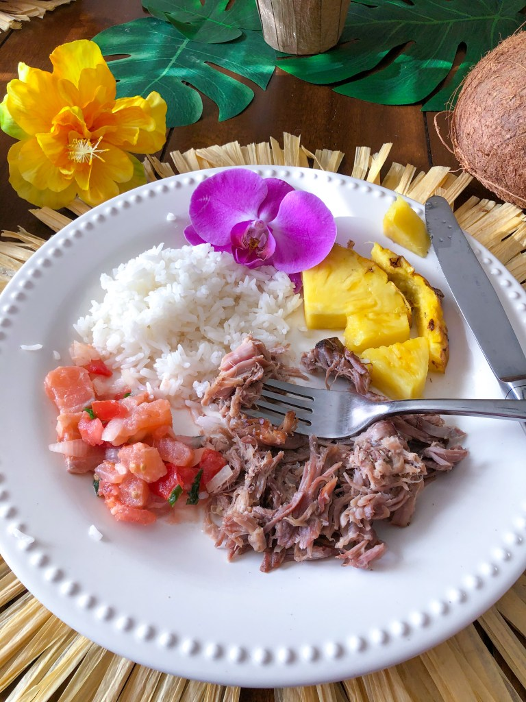 Hawaiian Christmas Luau Recipes