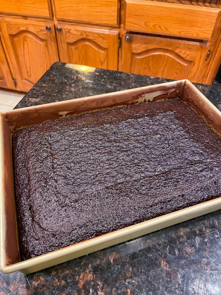Best Chocolate Sheet Cake Recipe