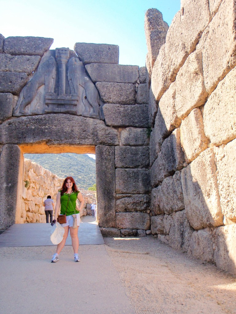 Visiting Mycenae Archaeological Site | Things to do in Greek Peloponnese