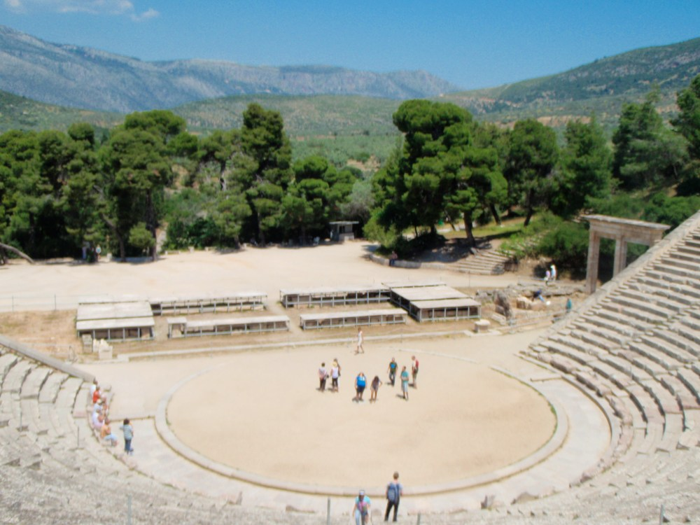 Epidaurus | Things to do in Greece Peloponnese