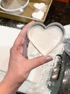Marshmallow Heart Pops | Valentine's Day Treat