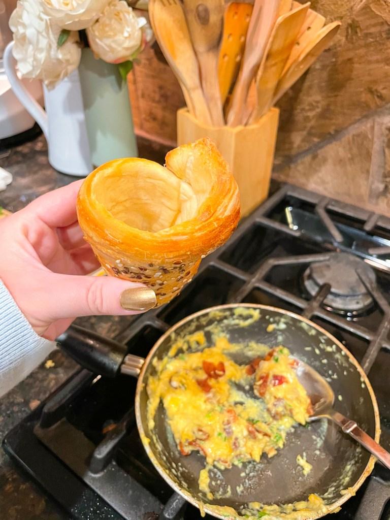 Disneyland's Breakfast Cozy Cone | Disney at Home