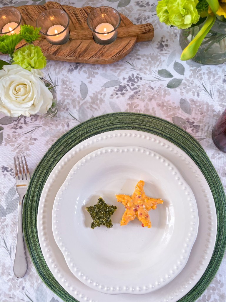 Second Star to the Right Crostini | Disney Peter Pan Party Recipes