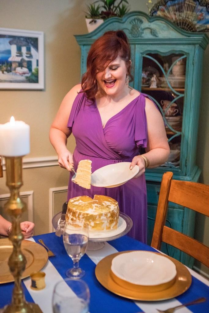 Hercules Cake | Disney Party Recipes