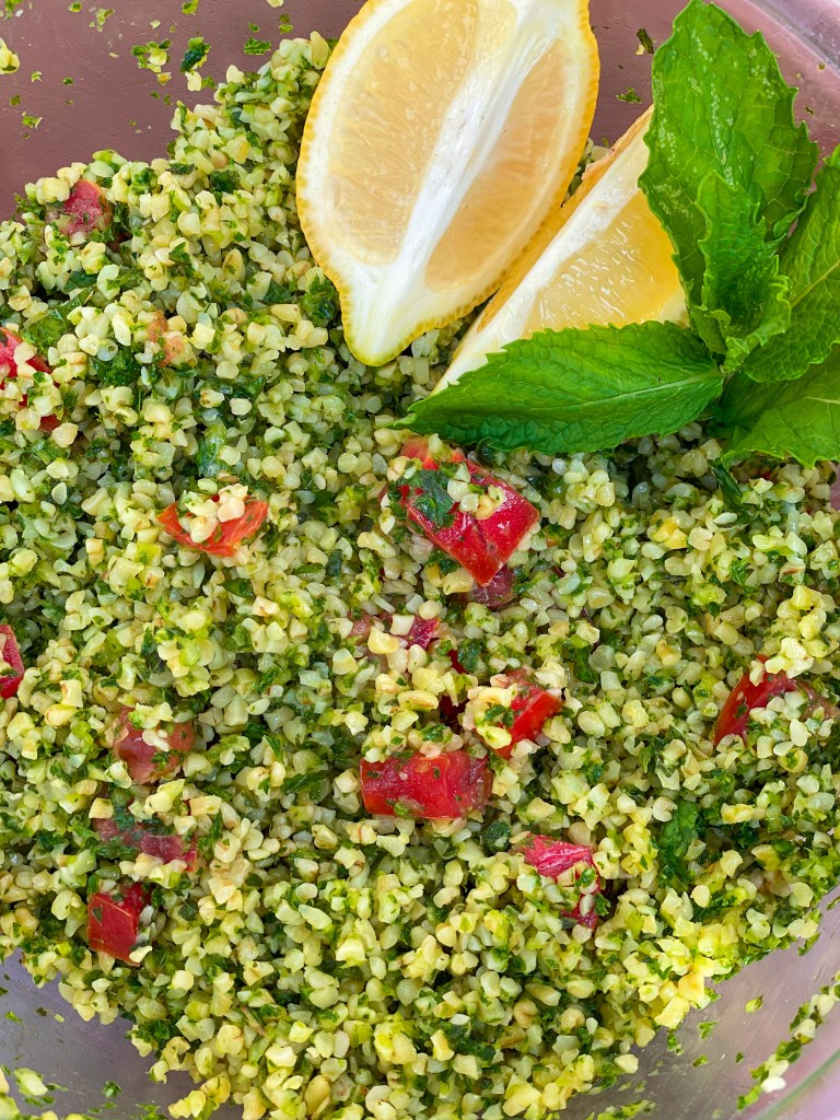 Best Tabbouleh Recipe