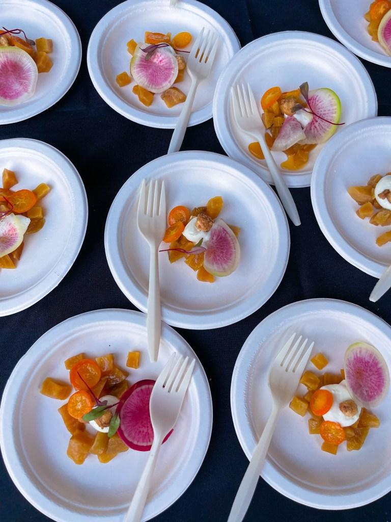 Dallas Arboretum Food and Wine Festival Review