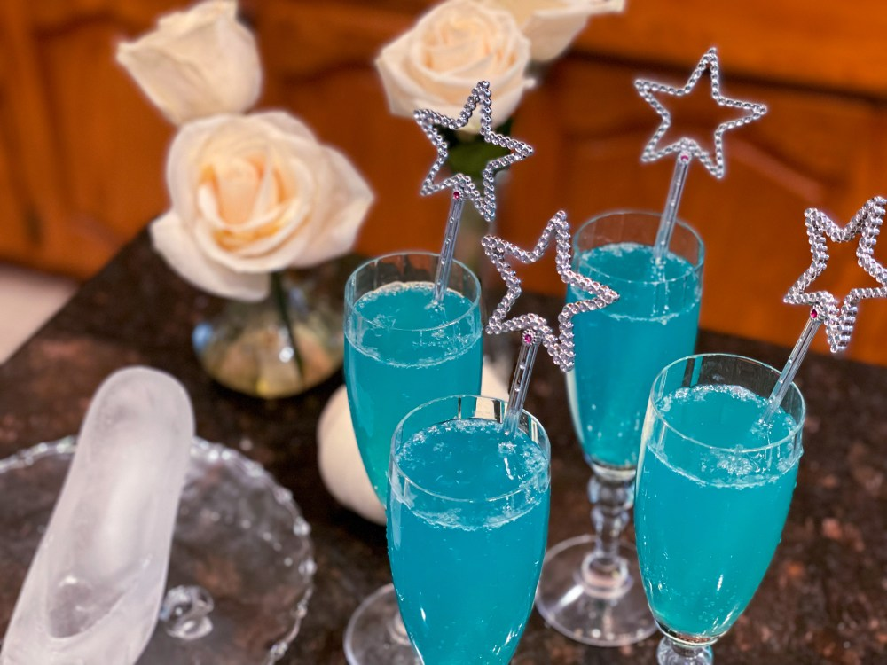 The Glass Slipper | Disney Cinderella Cocktail