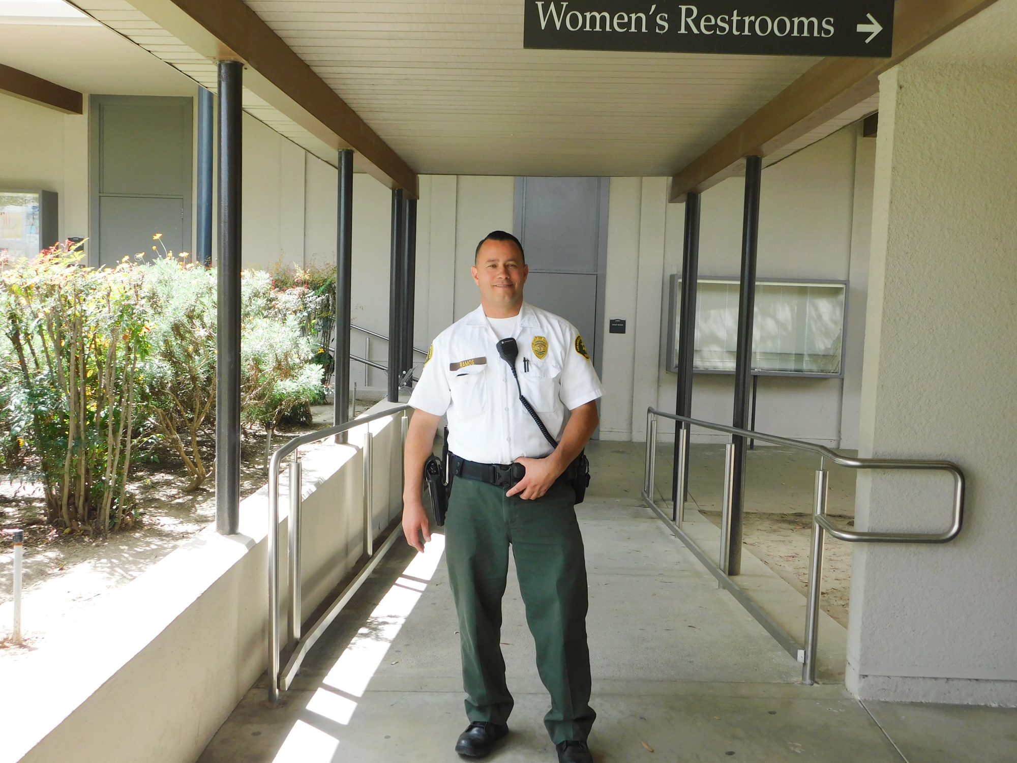 BRIEF: Graffiti in women's restroom - The Roundup News