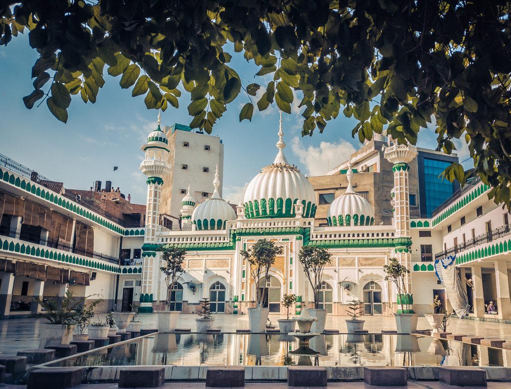 Khairuddin Mosque in Amritsar.