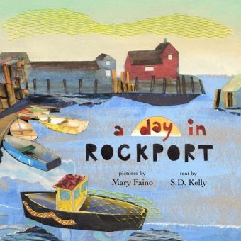 A Day in Rockport book