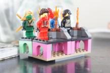 LEGO composition
