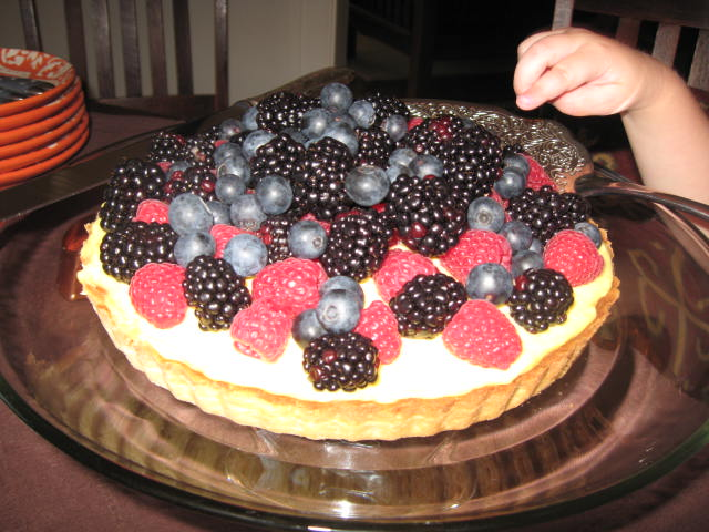 Sharyn's tart