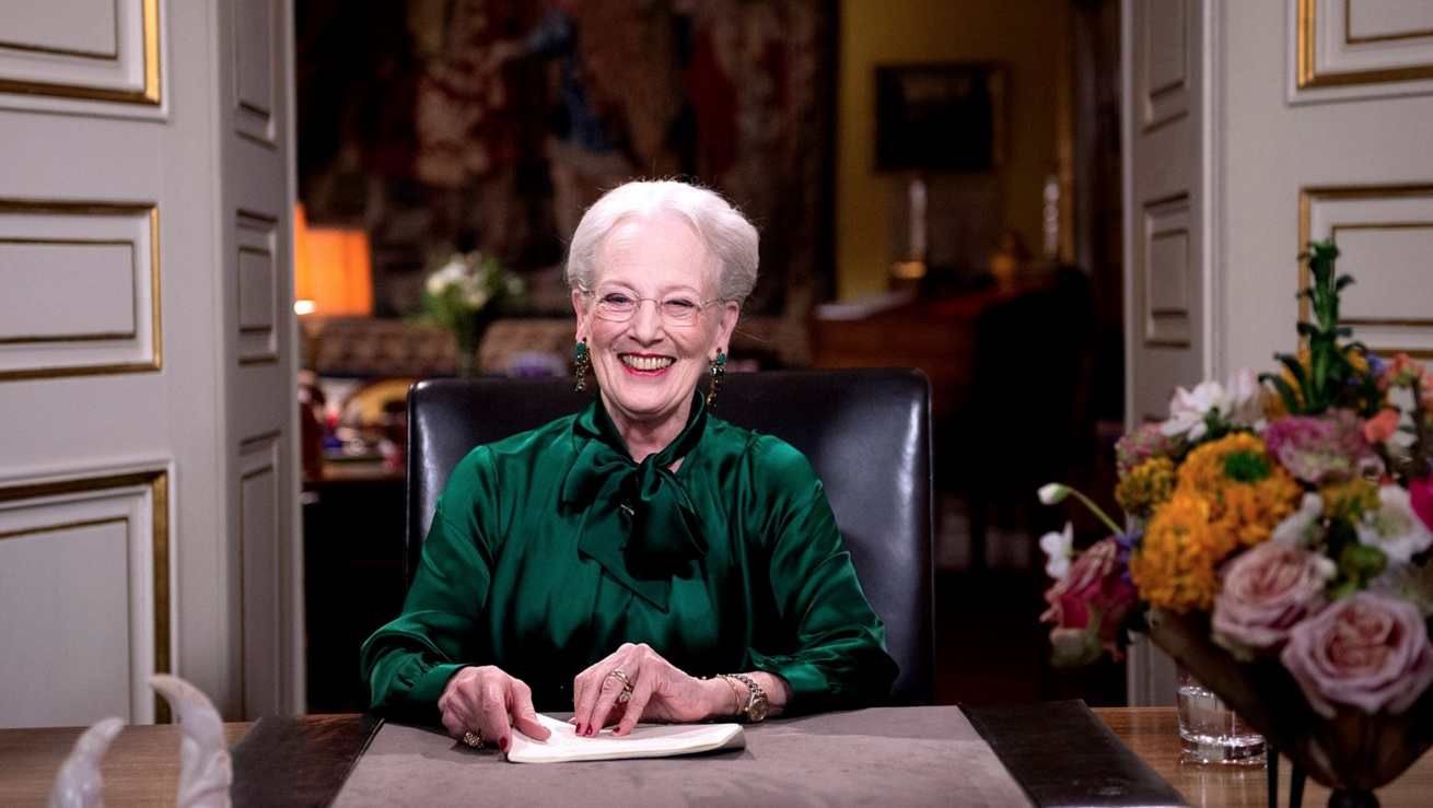 VIDEO  Her Majesty Queen Margrethe II of Denmark Delivers Her New      VIDEO  Her Majesty Queen Margrethe II of Denmark Delivers Her New Year  Speech