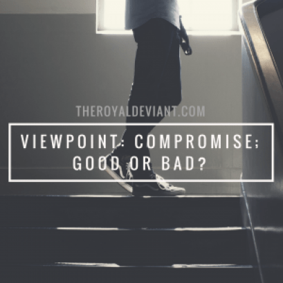 ViewPoint: Compromise; Good or Bad?