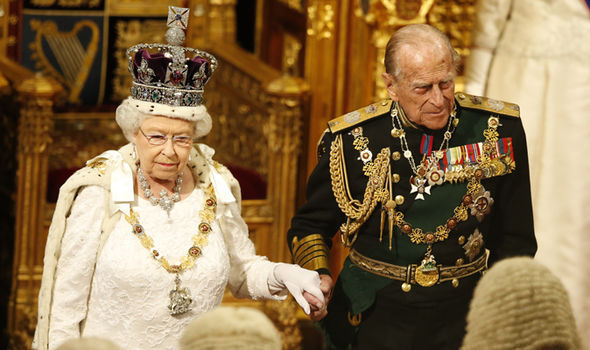 Congratulation To Prince Philip And Queen Elizabeth The Royal Uk