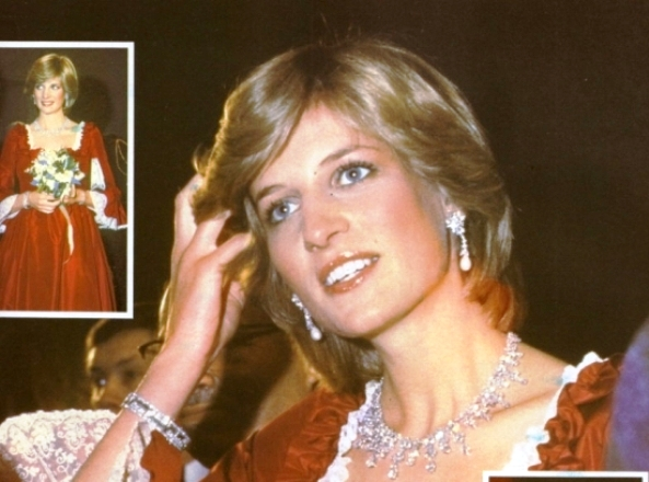 Diana Exclusive A Look Back At Princess Diana S Stunning