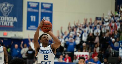 Panthers Struggle On Offense, Drop Road Contest to Mercer