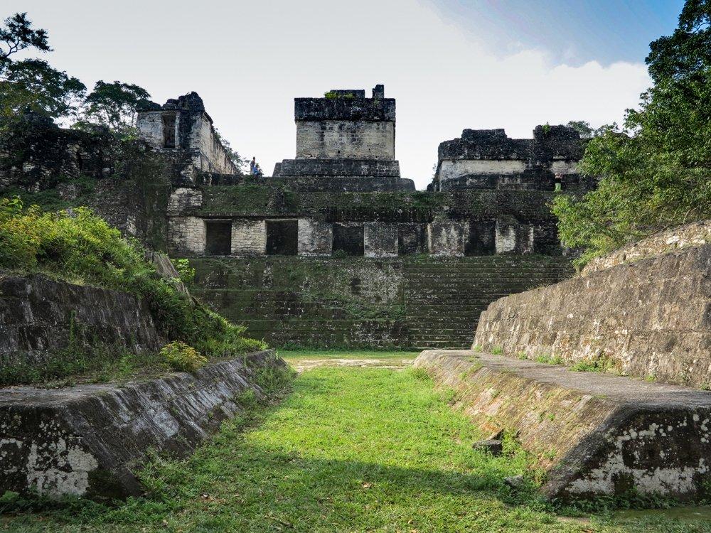 Mesoamerican Ball Court