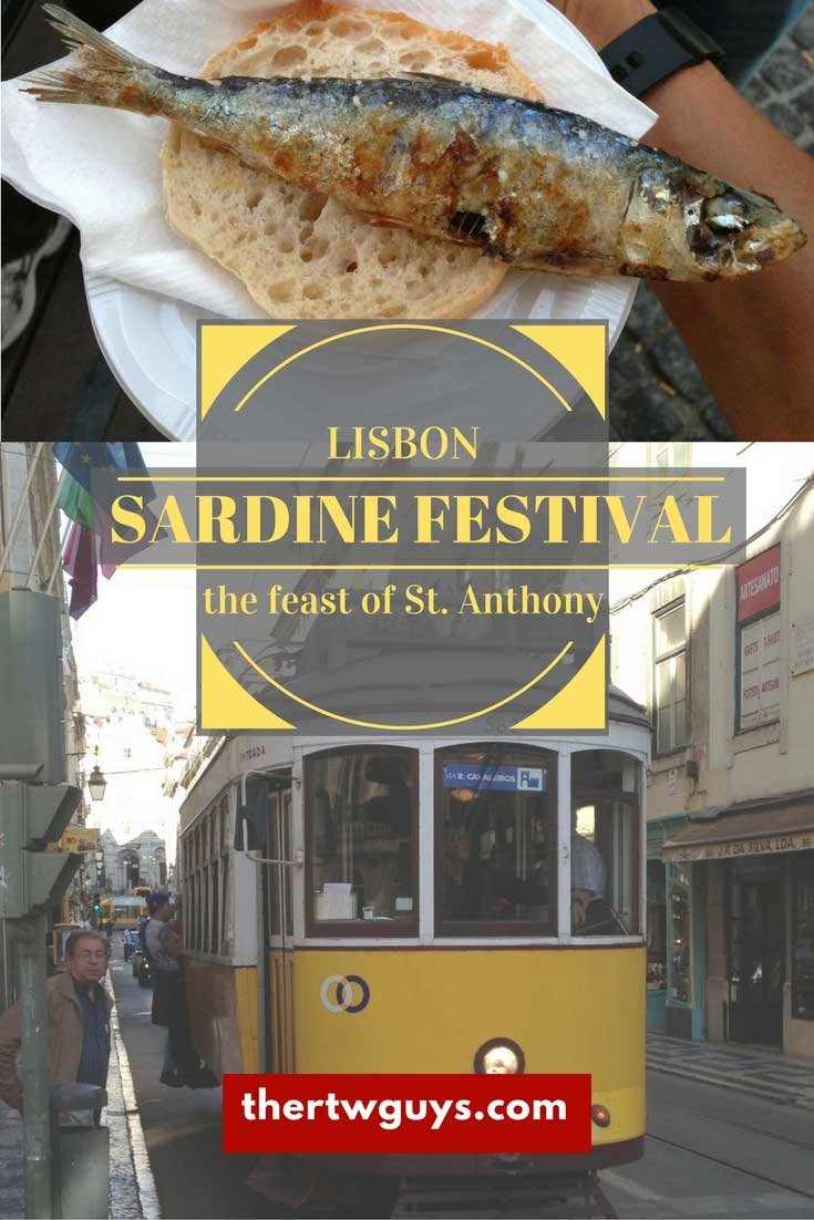 If you're going to Lisbon, go in June. This is when the Lisbon Sardine Festival happens. It's the biggest block party in Portugal and it's non-stop! Here's what that's like (and what you'll smell like when it's over)!  Plus, we have lots of ideas about where to stay with recommendations from other travelers. But book early. This festival draws tens of thousands to the city!