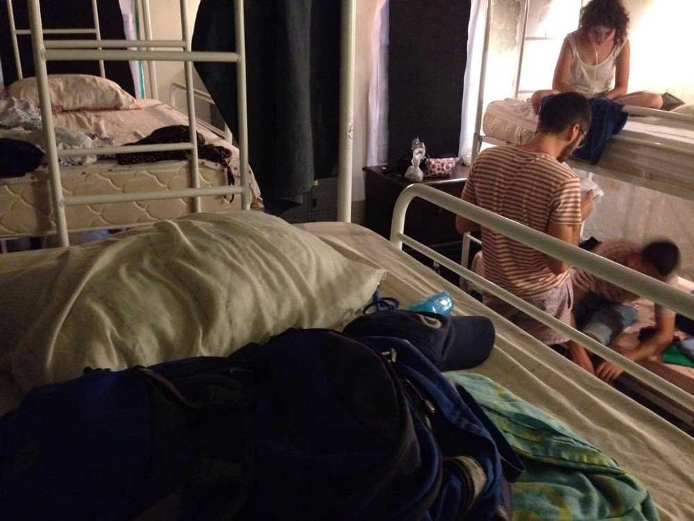 Travel scams - Hostel Room Cartagena Colombia