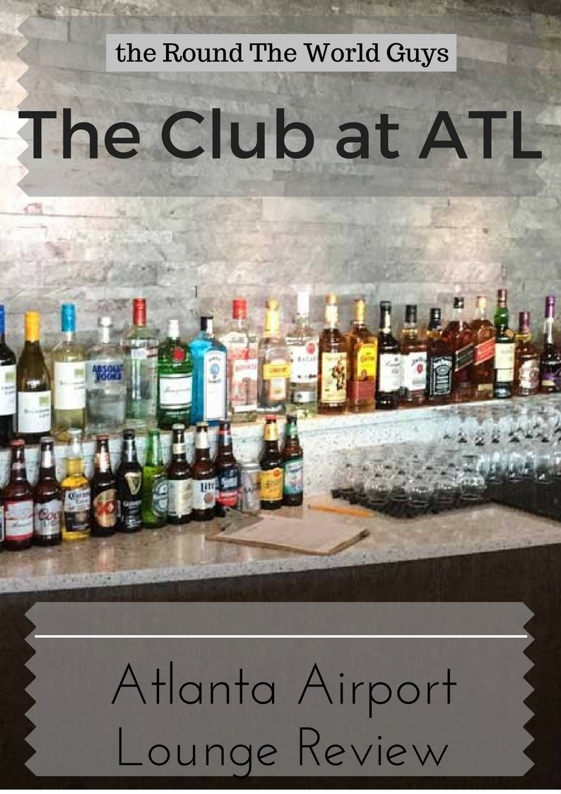 Looking for a lounge at Atlanta Hartsfield Jackson International Airport? Not a member of an airline loyalty program? The Club at ATL may be for you. And if you have a Priority Pass, it's free!