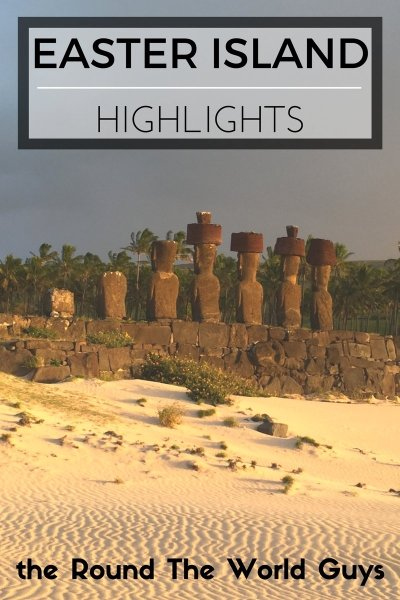 Easter Island Highlights