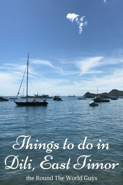 Things to do in Dili, East Timor