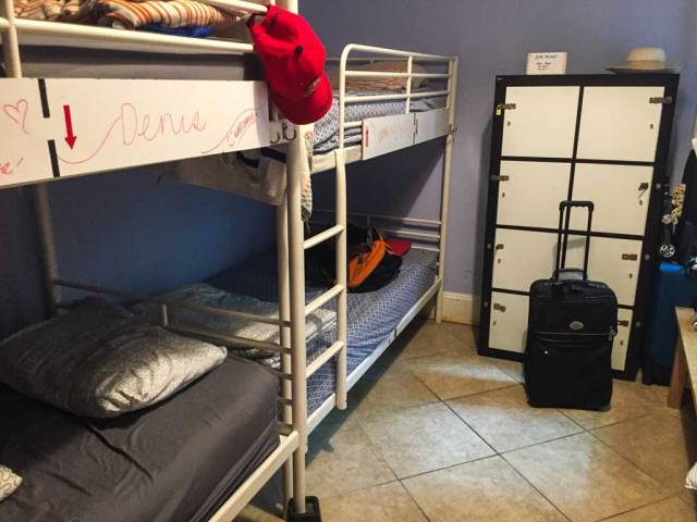 Downtown D.C. Hostel - The 4-bed dorm room
