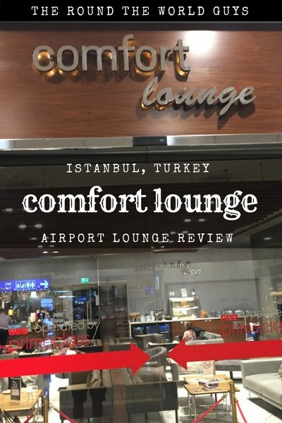 Comfort Airport Lounge is a good lounge where you can wait for your next flight out from the Istanbul International Airport! It's one of a few Priority Pass Lounges in Istanbul, Turkey. Check our our review here - pictures and things to know before you visit.