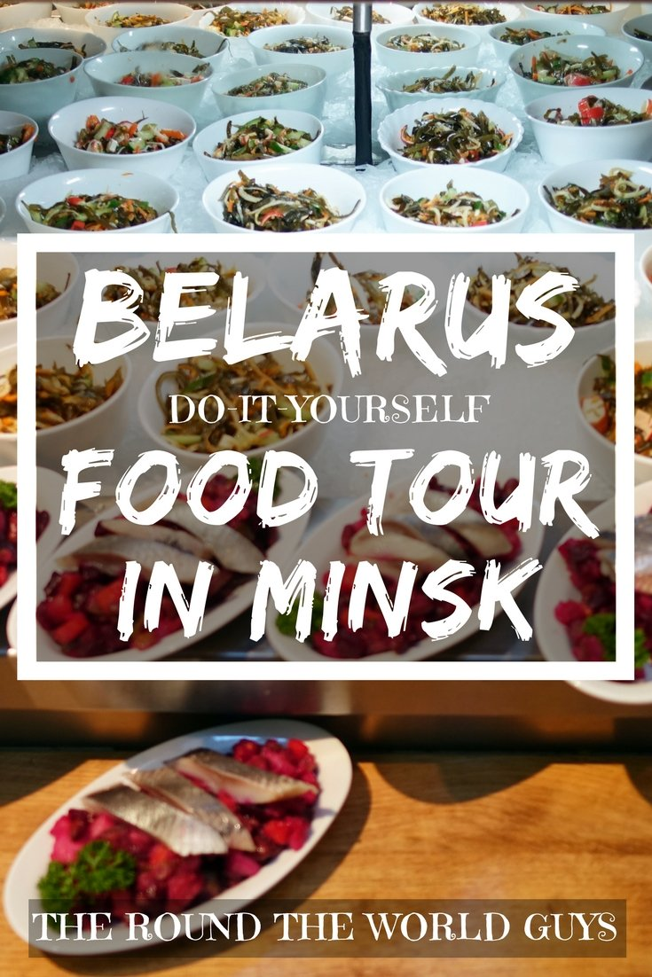 Visiting Belarus soon? Eager to try some Belarus food in some of the best restaurants in Minsk? Here are what you need to know about Belarusian cuisine and some ideas on what to eat in Minsk. And also, how to do a DIY Food Tour in Minsk.