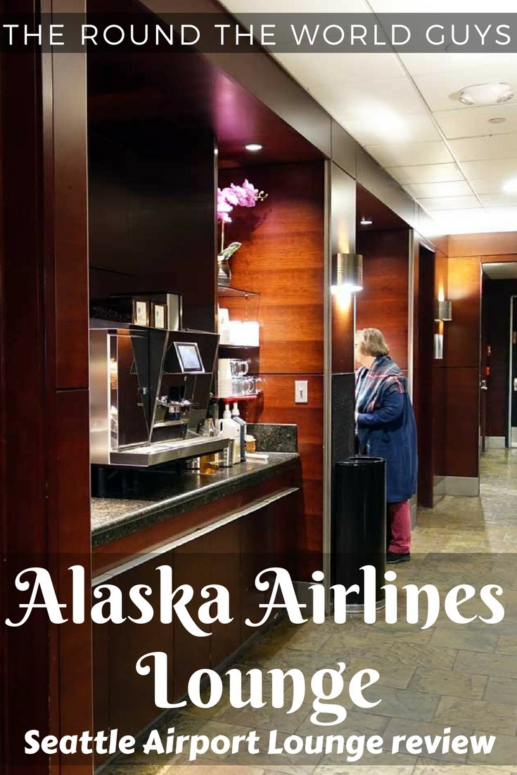 Seattle Tacoma International Airport is one of the biggest hub for Alaska Airlines. SeaTac Airport has three Alaska Airlines Lounges. Here is our review of the Alaska Airlines Lounge Seattle at Terminal D. Don't forget to try their famous pancakes machines!
